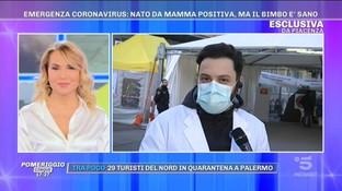 """Neonato negativo al coronavirus, parla il ginecologo che l'ha fatto nascere: """"Per precauzione è stato separato dalla madre"""""""