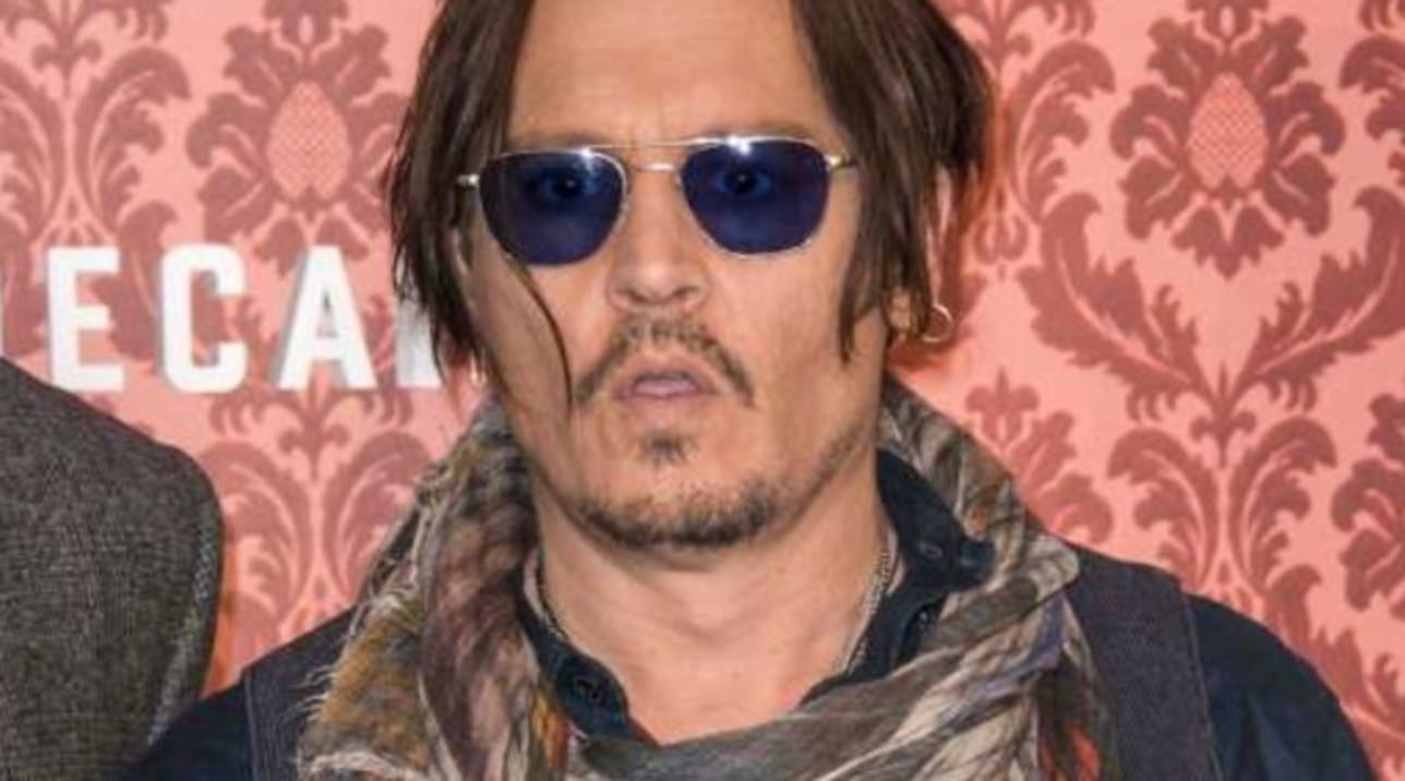 """Johnny Depp tra fascino """"piratesco"""" e trasgressione"""