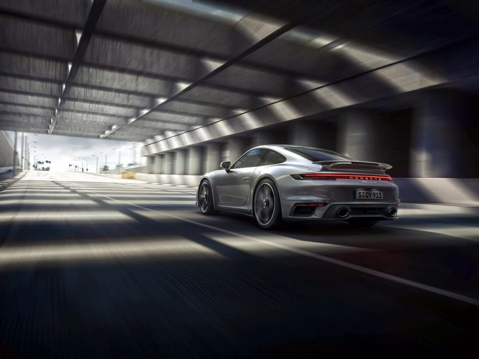 Il motore che evolve dalla Carrera