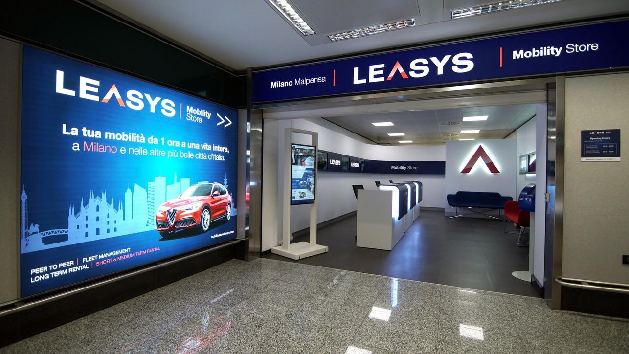 Noleggio veicoli, la crescita di Leasys
