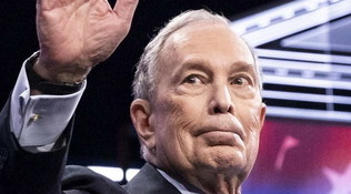Usa 2020, Michael Bloomberg si ritira e appoggia Joe Biden