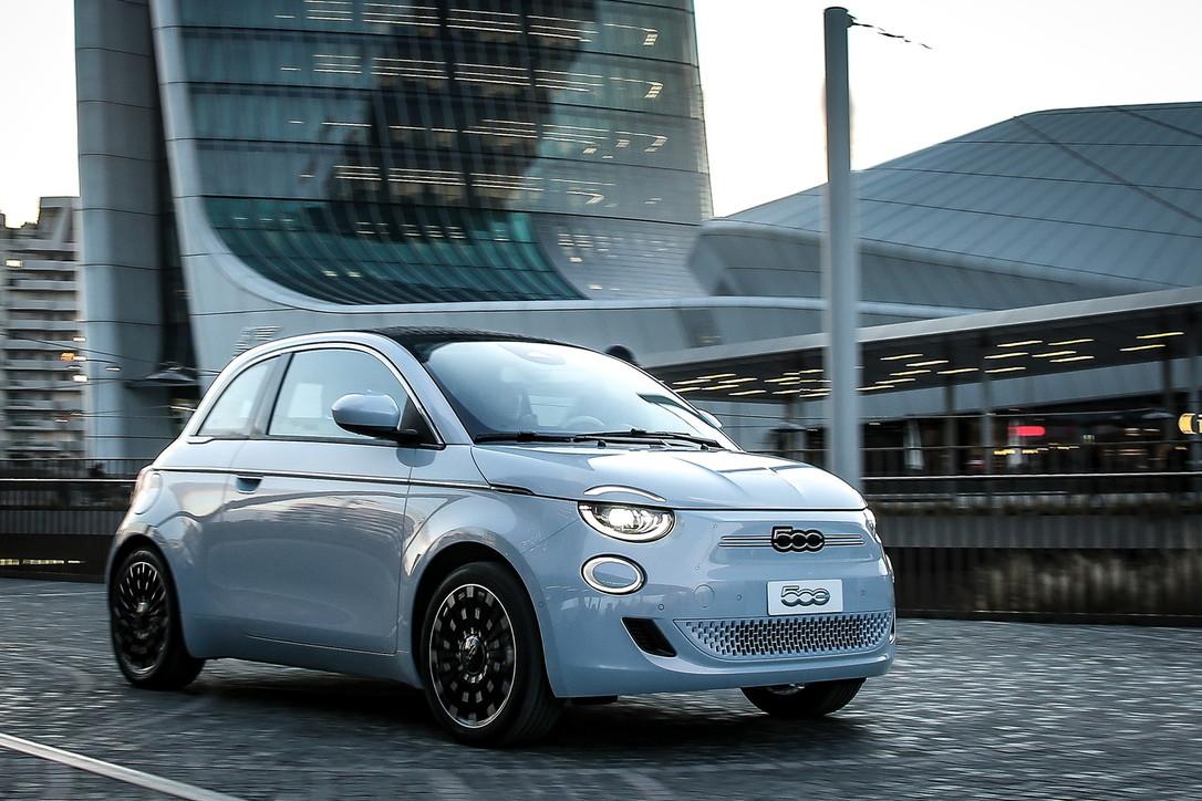 La Nuova Fiat 500 Elettrica