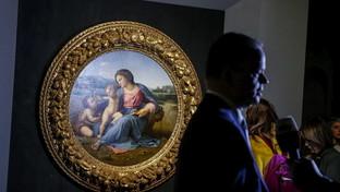 Raffaello superstar, oltre 200 opere alle Scuderie del Quirinale