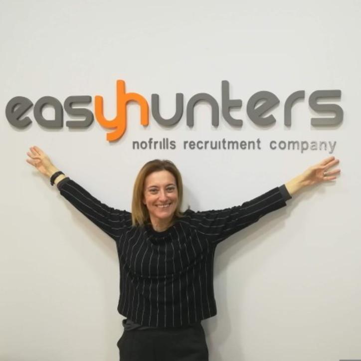 Francesca Contardi,Managing Director di EasyHunters
