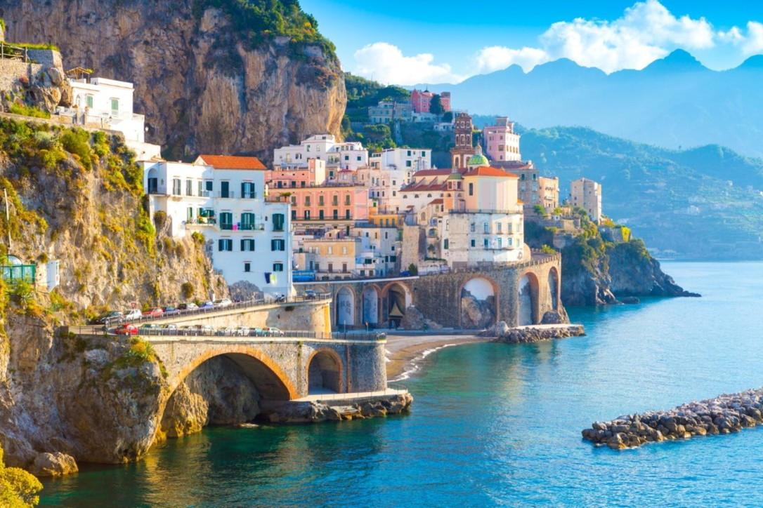 Tra Napoli e Salerno la Costiera più bella del mondo