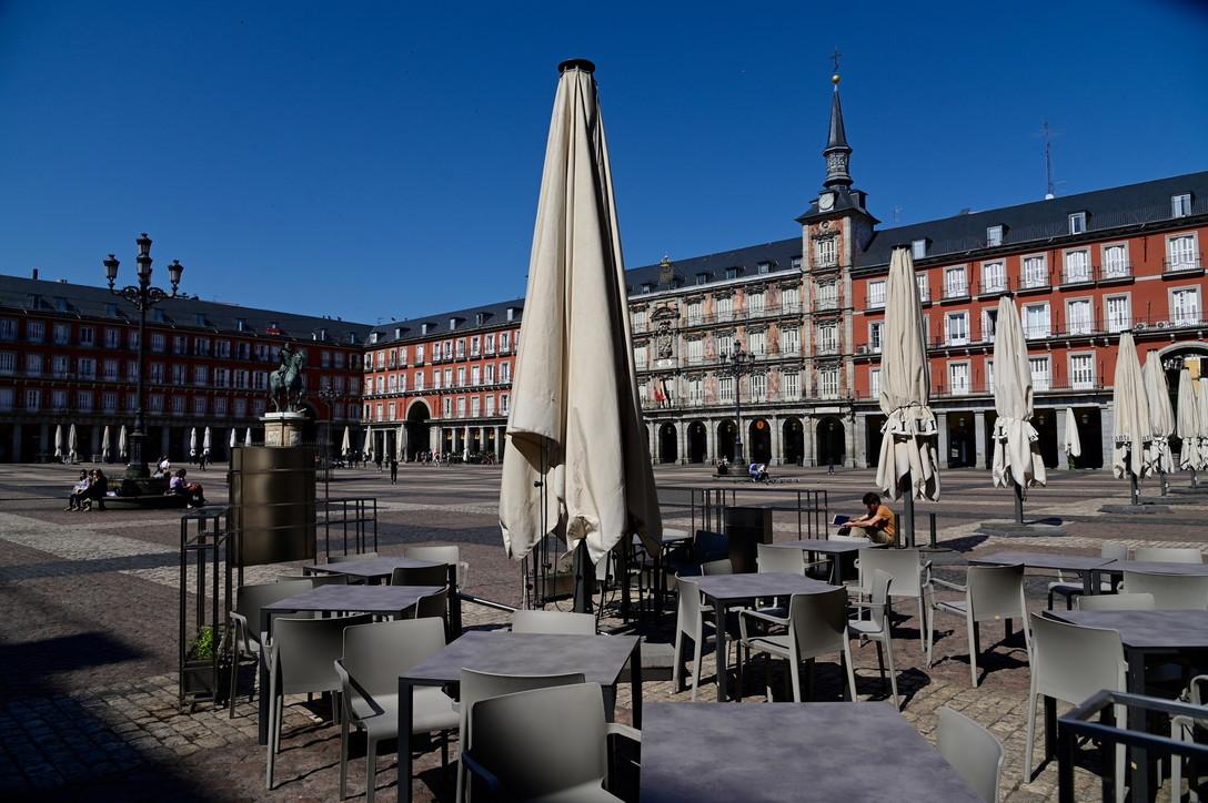 Coronavirus, anche la Spagna vieta tutti gli spostamenti | La ...