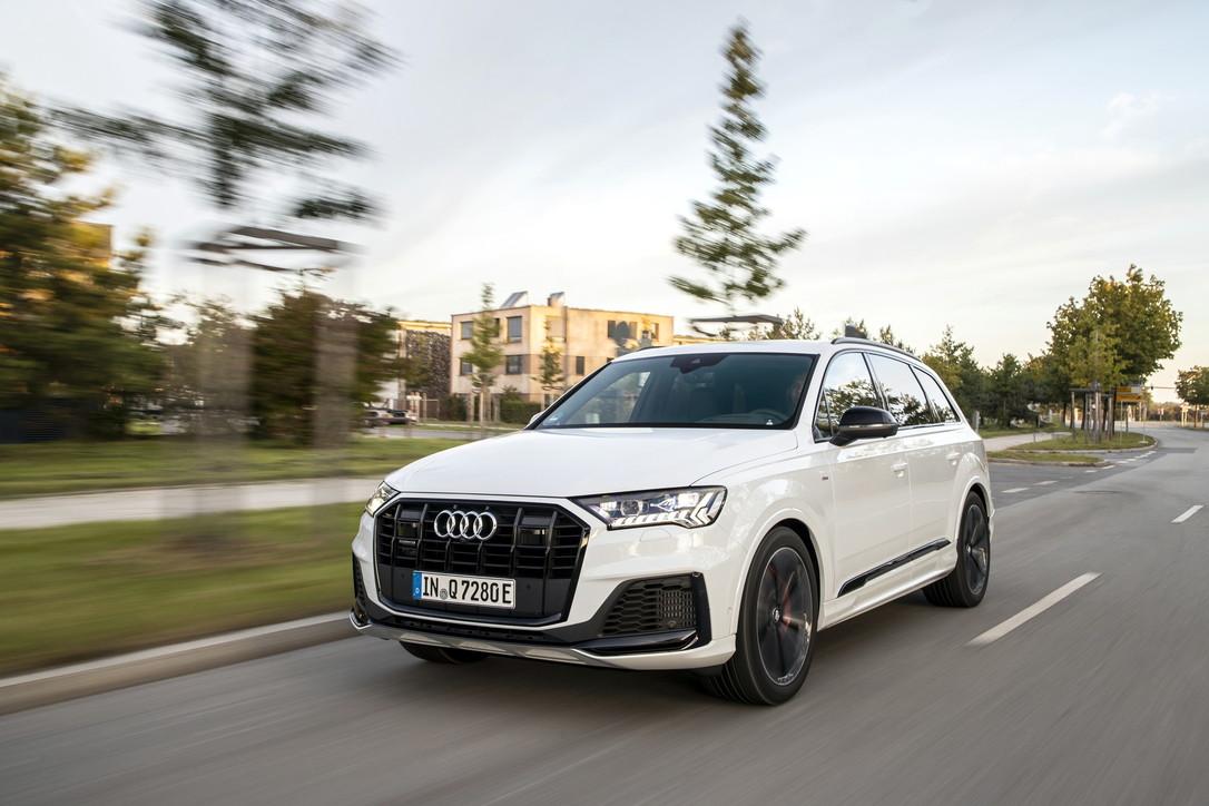 Nuove Audi Q7 e SQ8