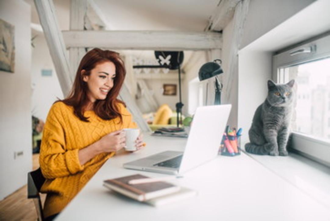 Tendenze: come attrezzare uno spazio per lo smart working dentro casa