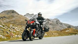 Yamaha presenta la nuova gamma Sport Touring 2020