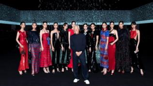 Jo Squillo: Giorgio Armani, la collezione per l'inverno 2020/21