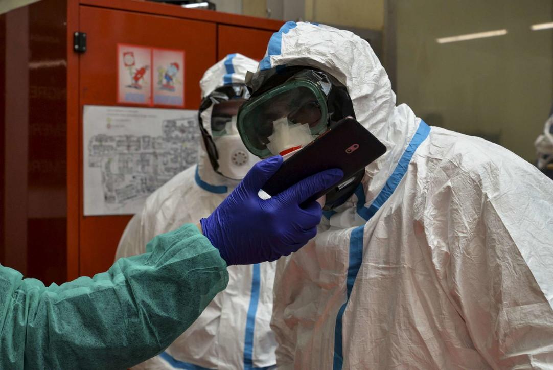Coronavirus, la tecnologia per combattere la malattia