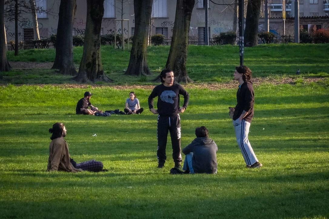 Coronavirus, corsette al parco e passeggiate: si va verso la stretta