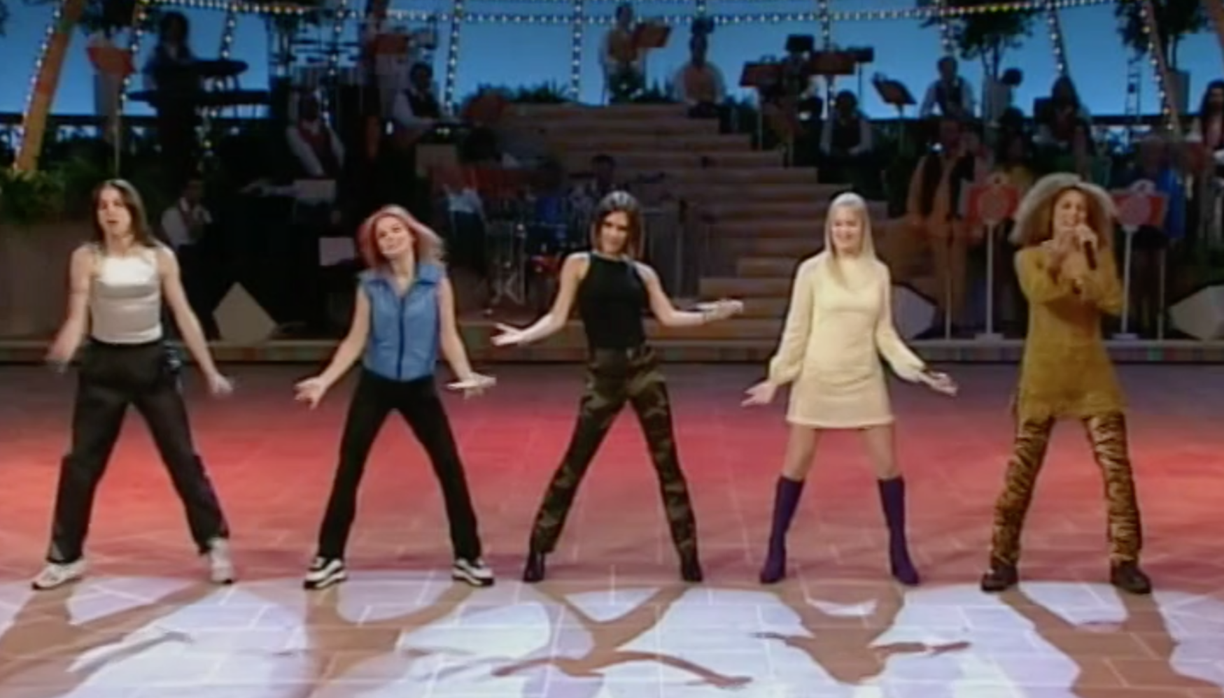 Quando le Spice Girls furono ospiti a
