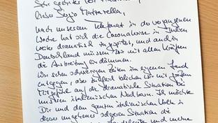 """""""Solo insieme possiamo superare la crisi"""", la lettera del presidente tedescoSteinmeier a Mattarella"""