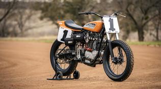 Harley-Davidson XR750, l'icona compie 50 anni