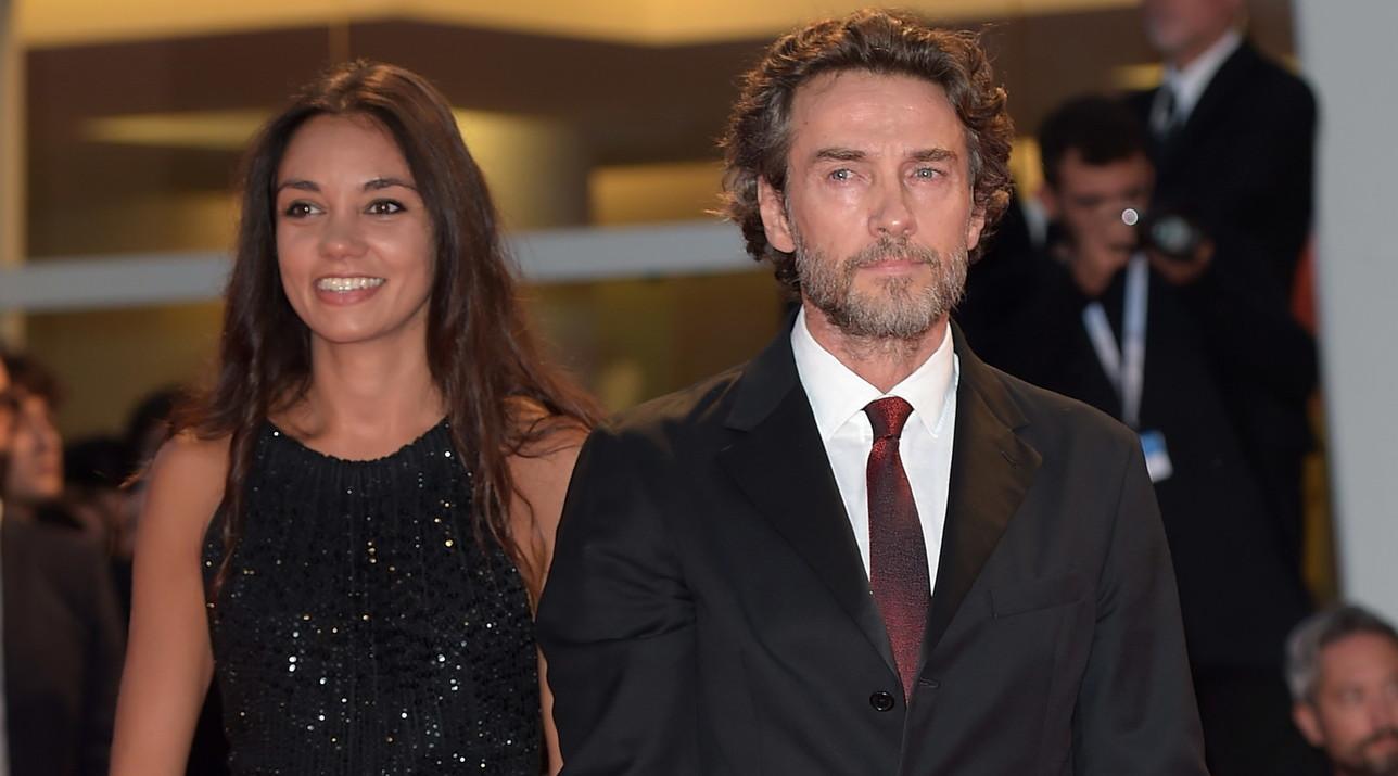 Alessio Boni e Nina Verdelli sono diventati genitori