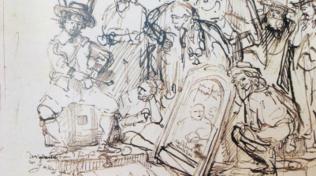 Rembrandt con il giudizio degli altri