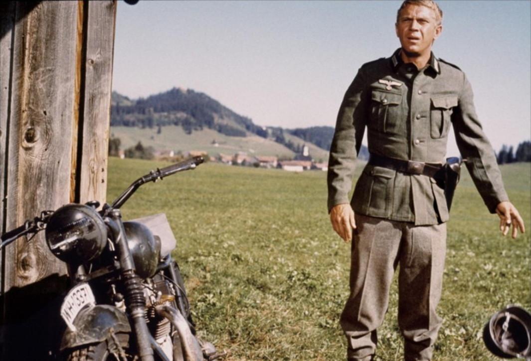 Steve McQueen, le immagini più belle di una vita spericolata