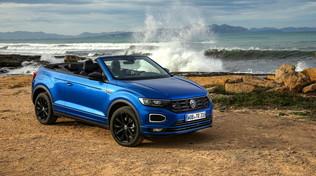 Nuove sfide, Volkswagen lancia T-Roc Cabrio