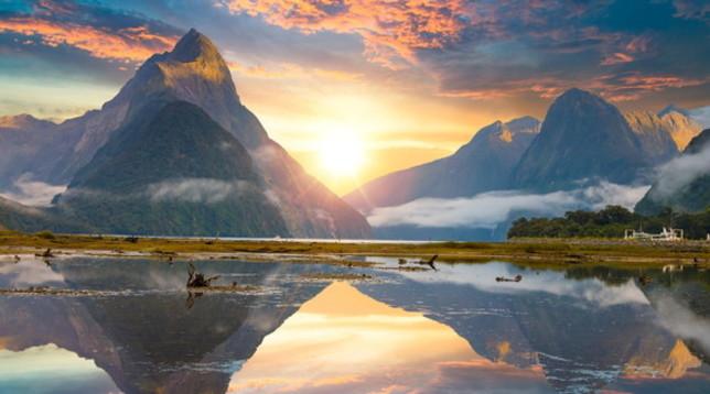 Nuova Zelanda: viaggio virtuale nella terra delle meraviglie