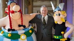 Addio al fumettistaAlbert Uderzo, il papà di Asterix