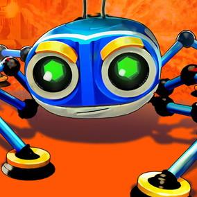 Spyder, il videogioco con l'agente segreto più piccolo del mondo
