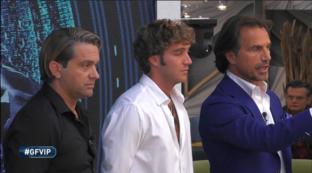 """""""Grande Fratello Vip"""", Patrick, Paolo Ciavarro e Antonio Zequila sono in nomination"""