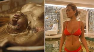 Rita Ora nuda e ricoperta d'oro per il lancio del suo nuovo singolo