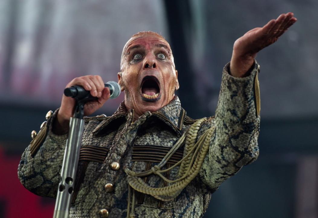 Niente coronavirus, Till Lindemann dei Rammsteinsta meglio