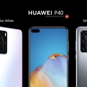 Presentata la nuova serie Huawei P40: inizia l'era della fotografia visionaria