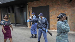 Coronavirus, anche inSudafrica scatta il lockdown