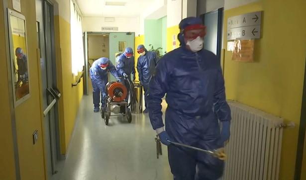 Coronavirus,a Bergamo militari russi esperti in guerra batteriologica