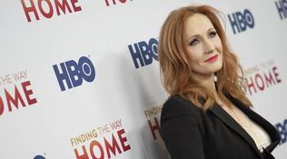 J.K. Rowling agli italiani: