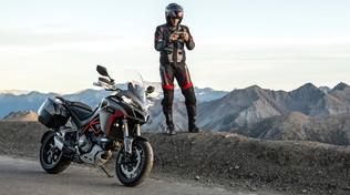 È Multistrada 1260 S Grand Tour la prima Ducati del 2020