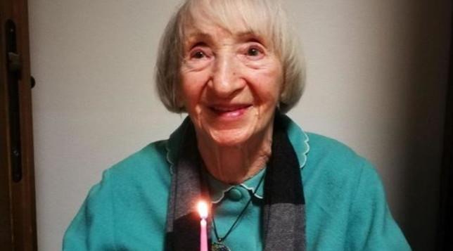 Italica, guarita a 102 anni: la sua storia finisce anche sugli schermi della Cnn