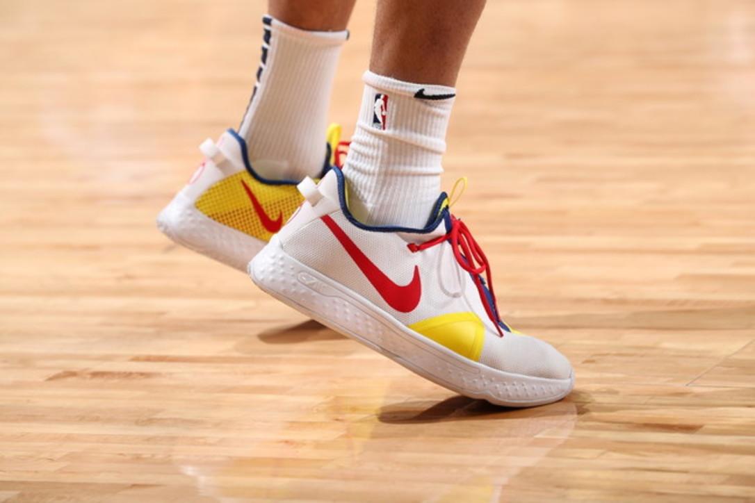 Uomo, le sneakers più belle viste sui playground del basket Nba