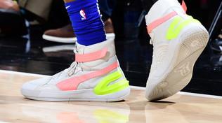 Uomo, le sneakers più belle viste su tutti i playground del basket Nba