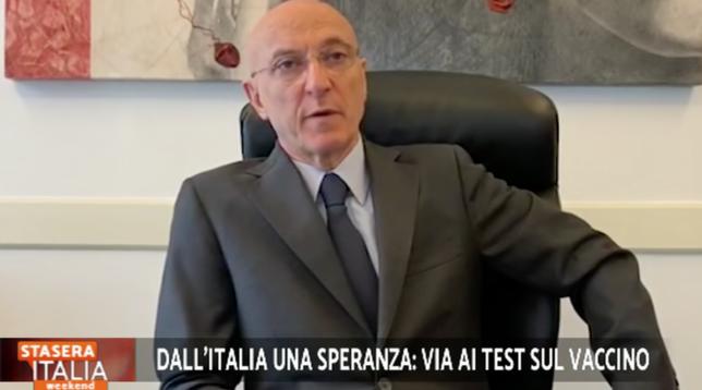"""Di Lorenzo (IRBM): """"Tra poche settimane possibile sperimentare il vaccino, a fine giugno sugli uomini"""