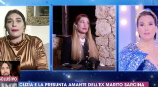 """""""Live - Non è la d'Urso"""", Clizia Incorvaiacontro Grazia Sepe: """"Non giudicare la mia vita"""""""