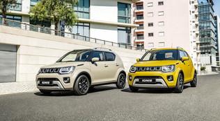 Suzuki Ignis Hybrid, iniezione di nuova energia