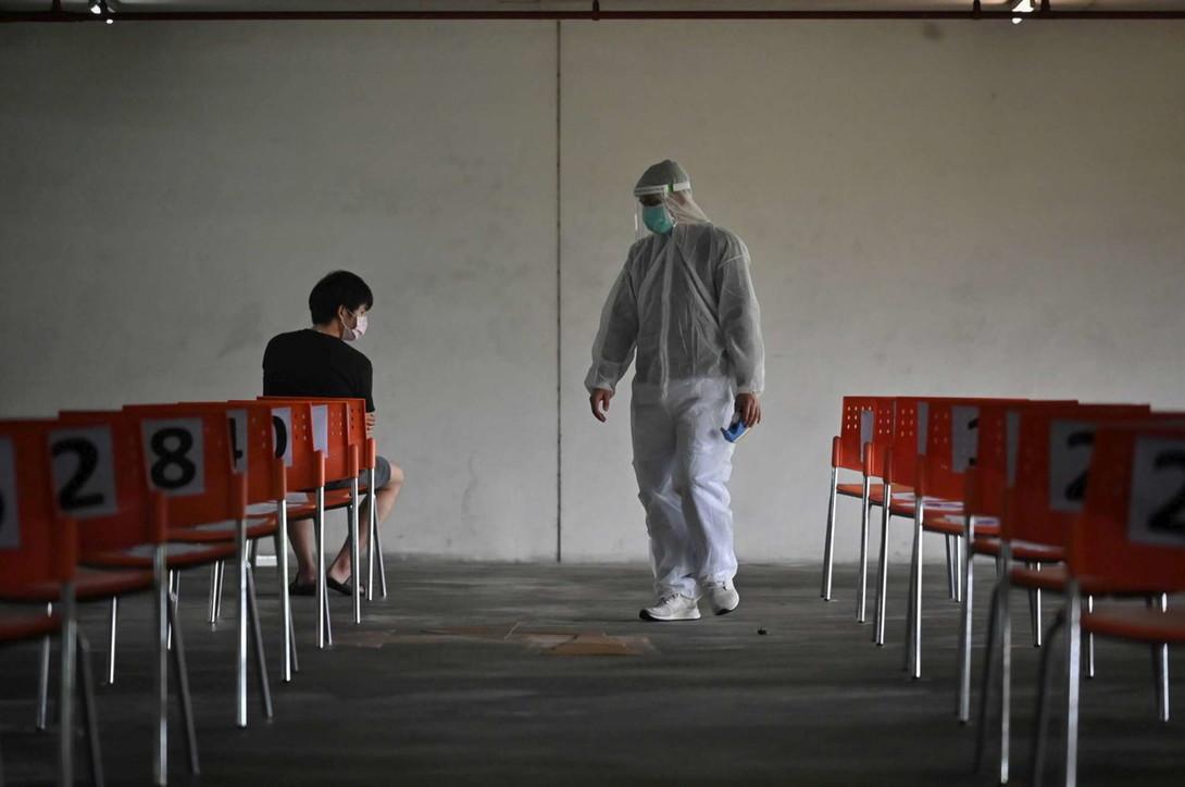 Coronavirus, da Caracas a Bangkok: le immagini dal mondo