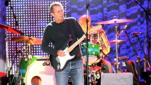 Eric Clapton compie 75 anni: guarda le foto della sua carriera