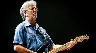 Eric Clapton compie 75 anni: auguri alla