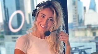 Diletta Leotta e Daniele Battaglia inaugurano Radio 105 Tv con