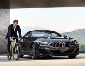 3T FOR BMW, eccellenza italiana per le bici tedesche