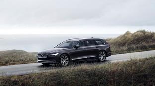 Volvo svela le nuove S90 e V90 Modello 2020