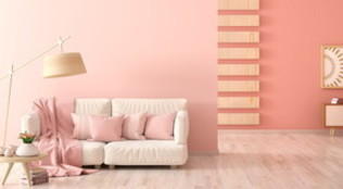 Tendenze: in casa è arrivato il momento di vedere rosa