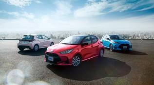 Toyota Yaris, quattro generazioni senza mai un flop