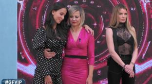 """""""GF Vip"""", Licia Nunez è la seconda eliminata e Paola Di Benedetto la terza finalista"""