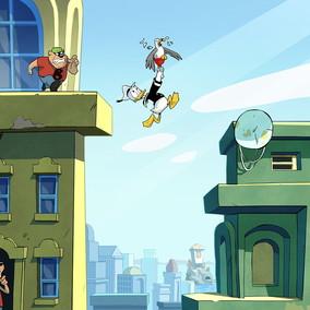 DuckTales QuackShots, un pesce d'Aprile per convincere Disney a sviluppare un nuovo videogioco